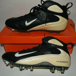 NIKE AIR ZOOM BlADE PRO FOOTBALL CLEATS  Size 14